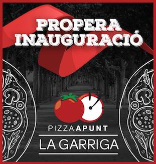 Inauguració La Garriga